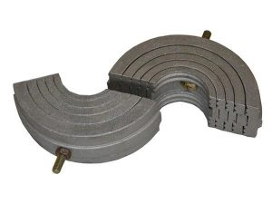 SHDS110 - Set de abrazaderas