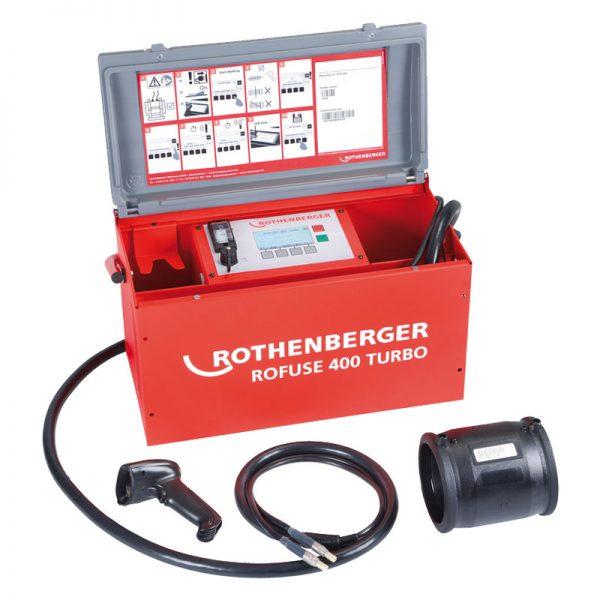 Rothenberger Rofuse 400 turbo